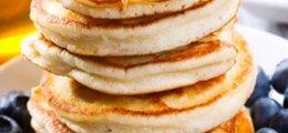 Tortitas sin gluten y sin huevo